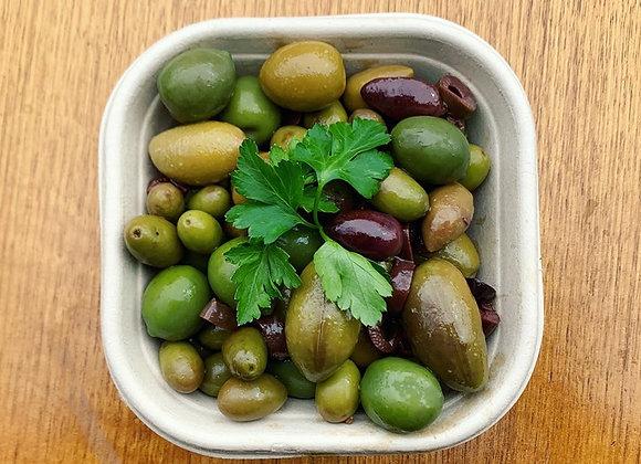Mixed Olives (250g)