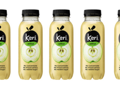 Keri Juice - Apple (330ML)