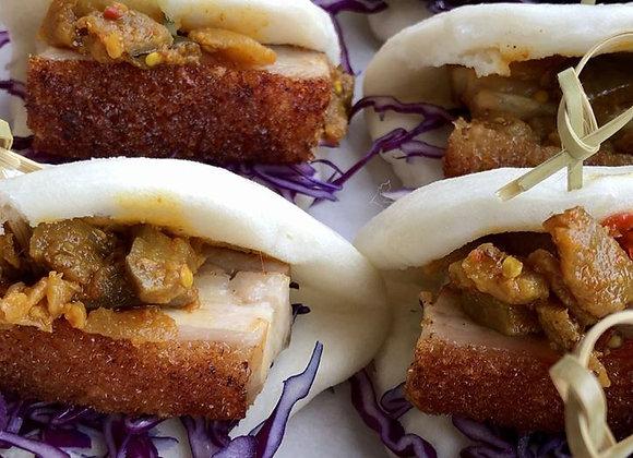 Pork Belly Bao Bun & Hoisin
