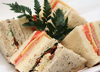 Executive point sandwiches