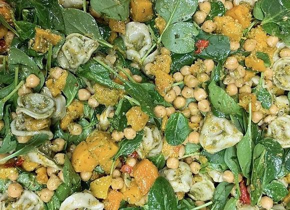 Ricotta Tortellini Pesto Salad (VEG)