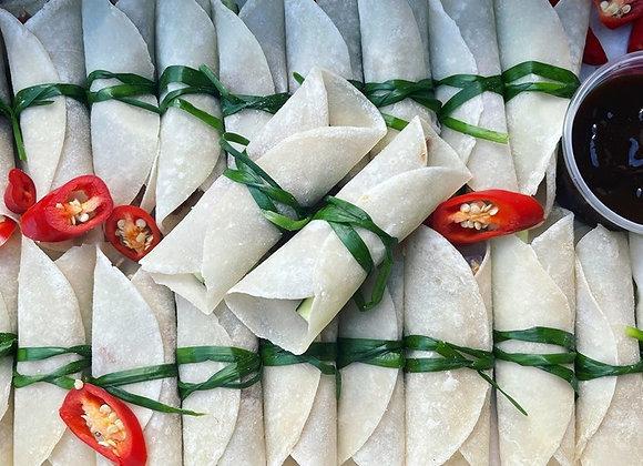 Peking Duck Pancake & Hoisin