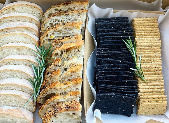 Breads & Crackers Platter