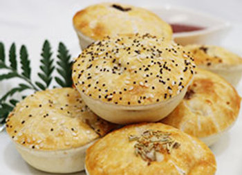 Gourmet pies - mini