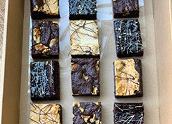 Signature fudge brownies box