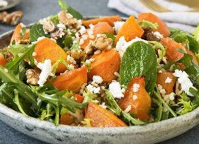 SS21 Salad - Roasted Carrot And Brown Rice Salad GF / V / FF
