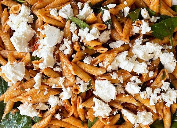 Italian Penne, Olive & Feta Salad (VEG)