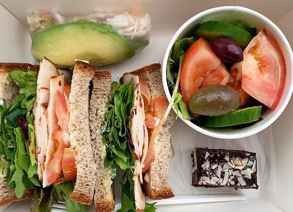 Gluten Free Lunch Box