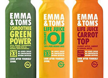Emma and toms juice - 350ml
