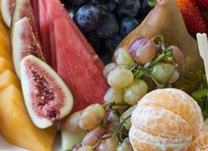 Seasonal Fruit - Sliced For Easy Handling