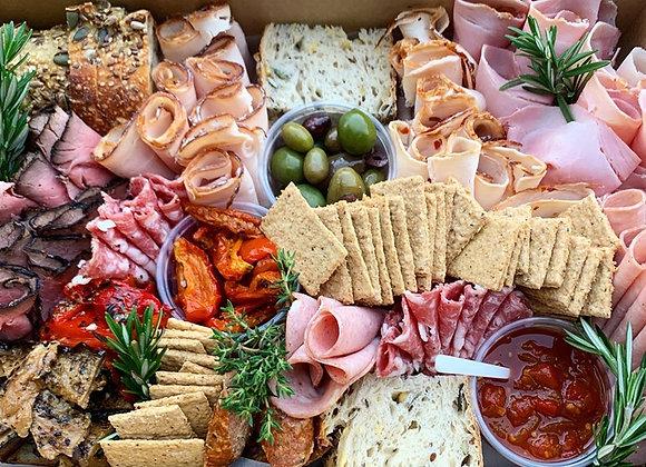 Premium Meat & Antipasto Platter