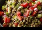 Lentil & Tabouleh Salad