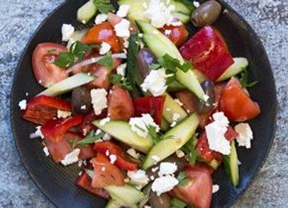 SS21 Salad - Individual Greek Salad GF