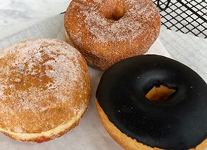 American style doughnuts