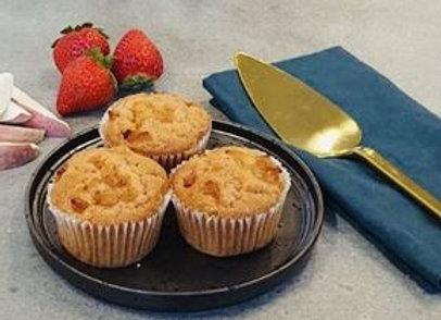 Gluten Free Apple & Cinnamon Muffin Gf / Vgn