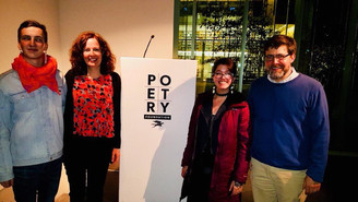THAT TIME I READ AT THE POETRY FOUNDATION