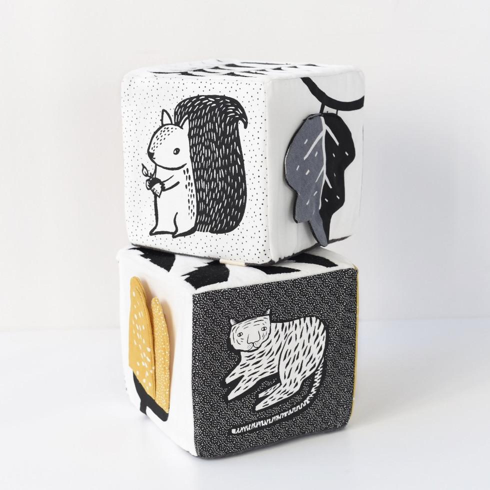 Wee Gallery   Soft Blocks