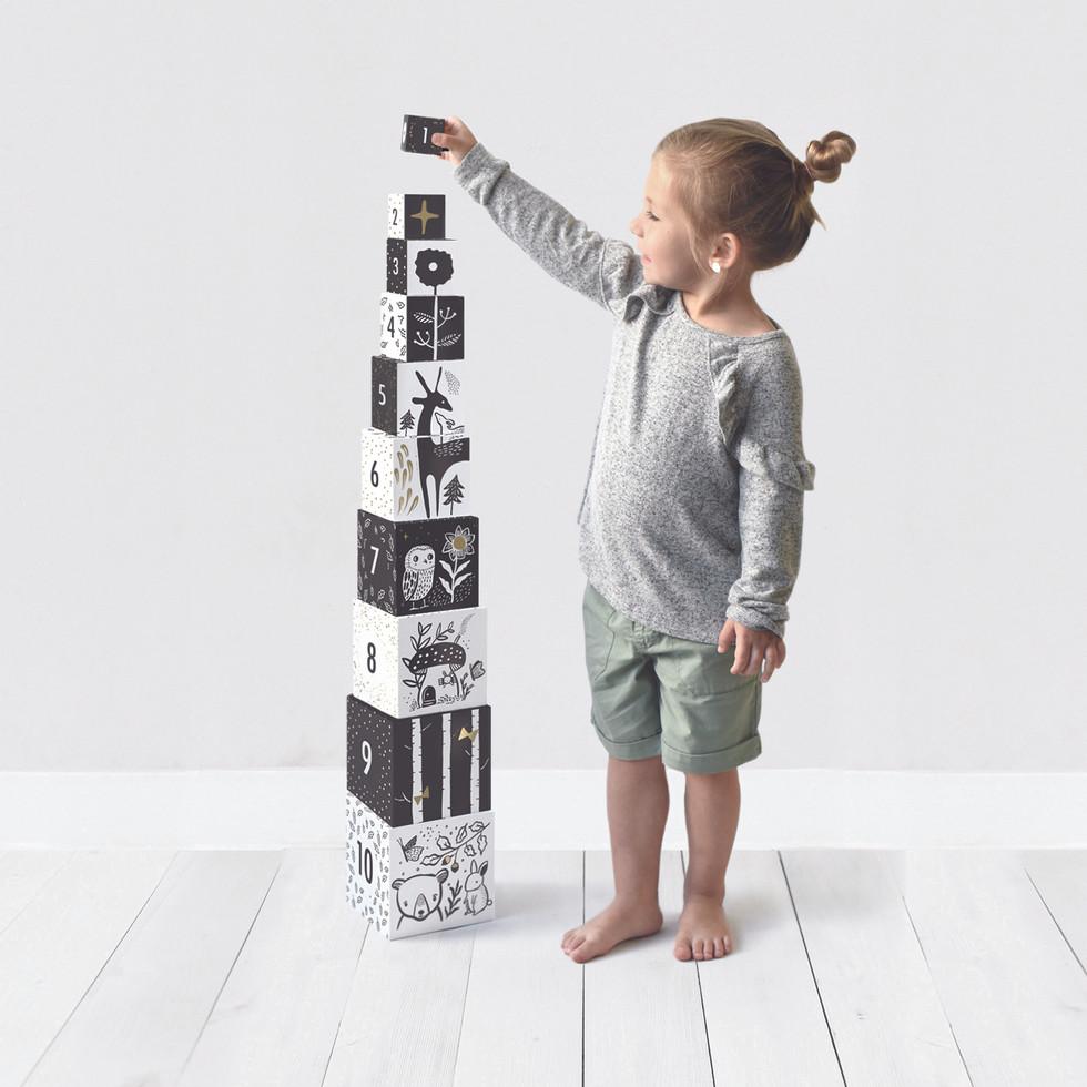 Wee Gallery   Nesting Blocks