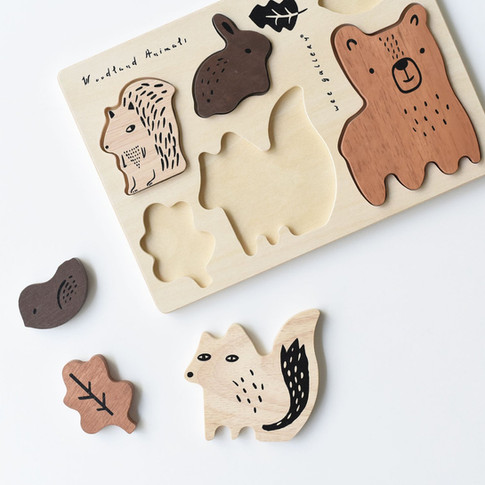 Wee Gallery   Tray Puzzle