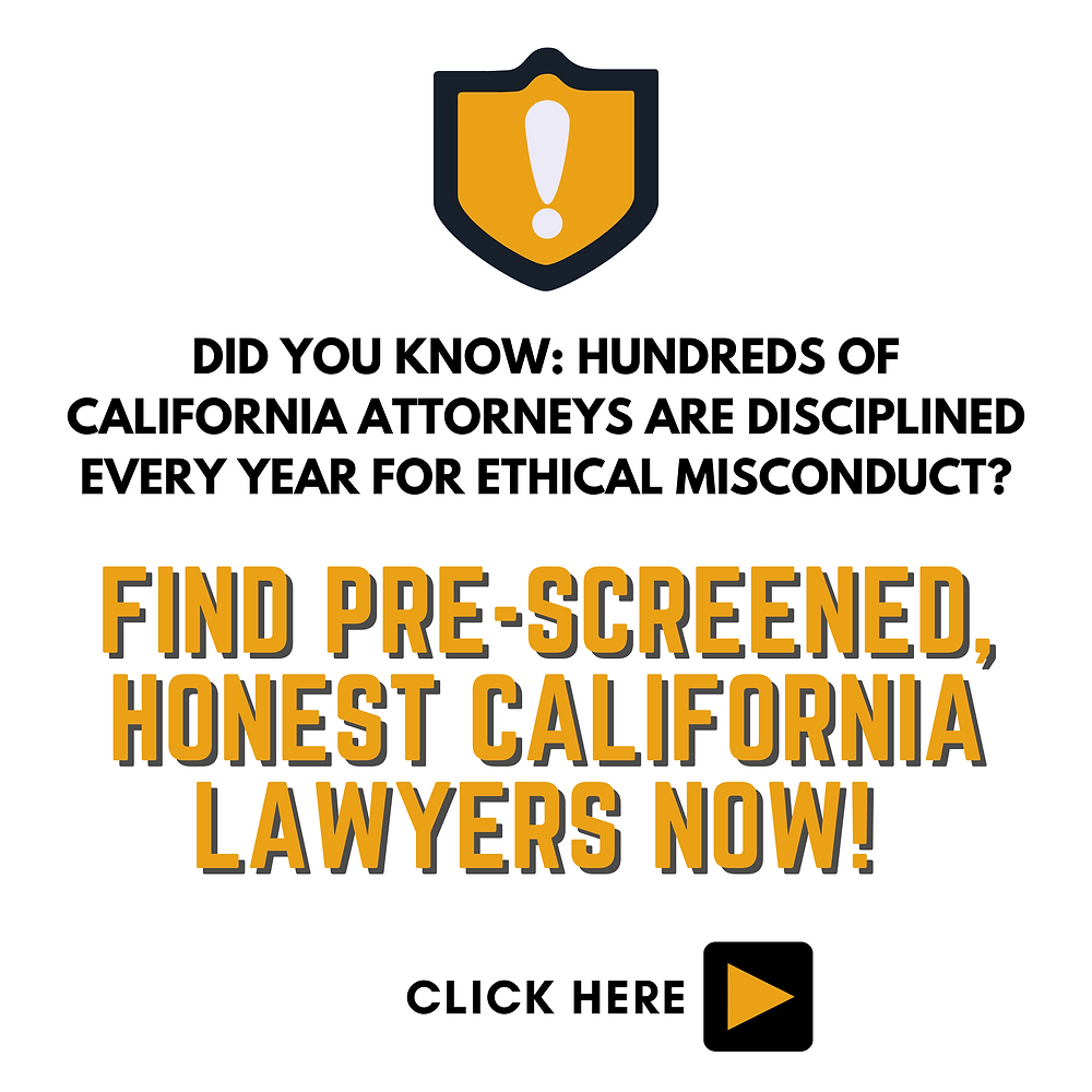 california attorney search