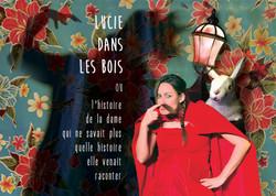 En mai, Lucie à Montpellier...