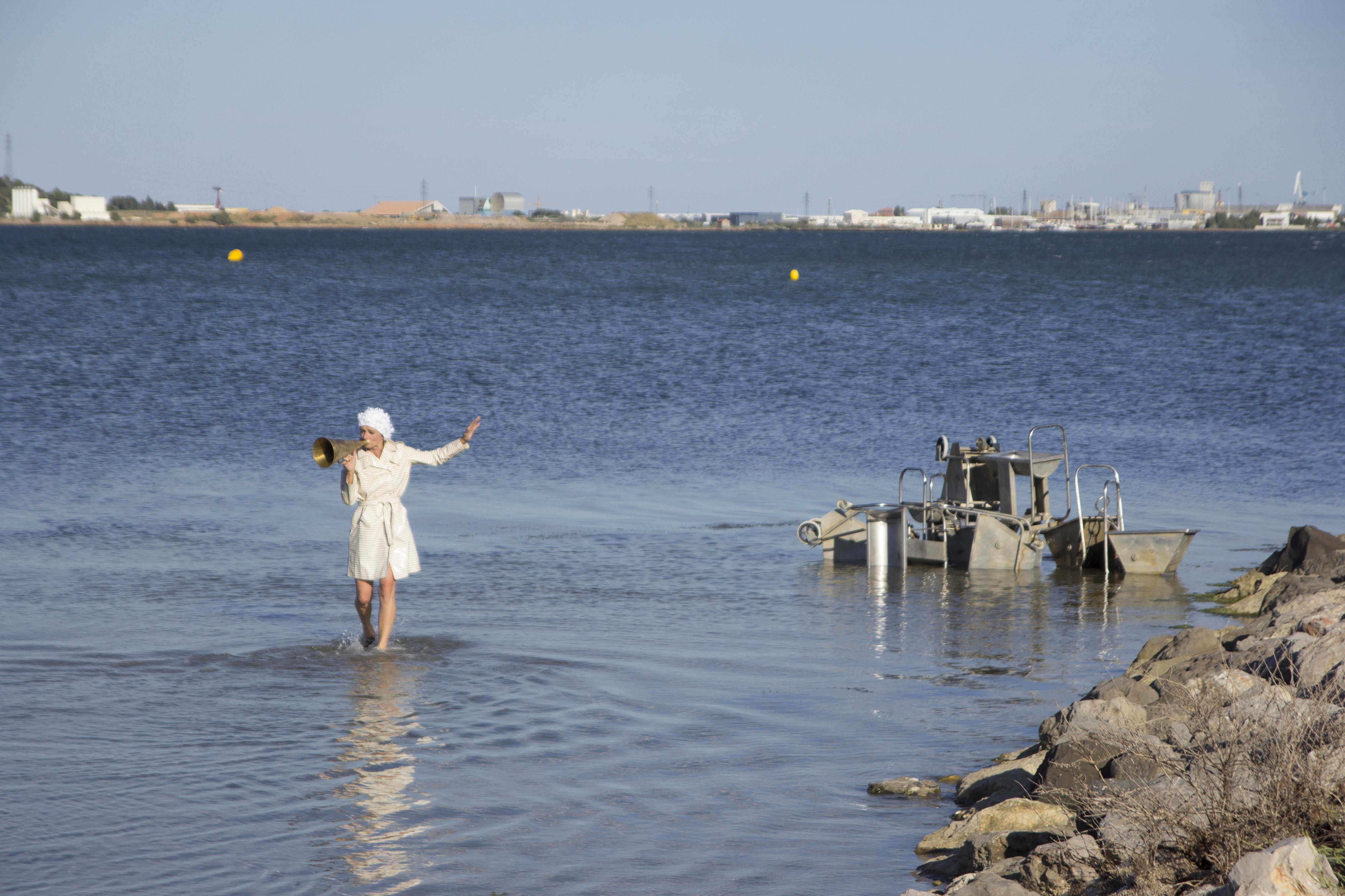 L'eau de l'étang de Thau, rajeunissante ?