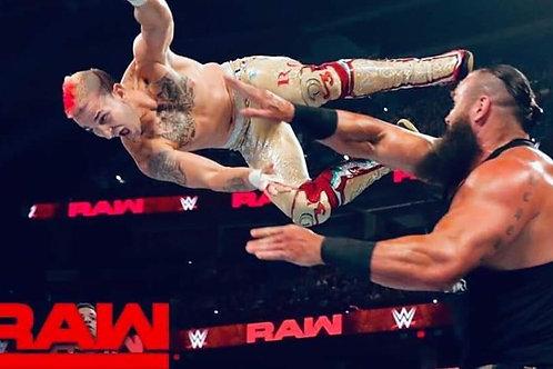 WWE RAW - Tampa