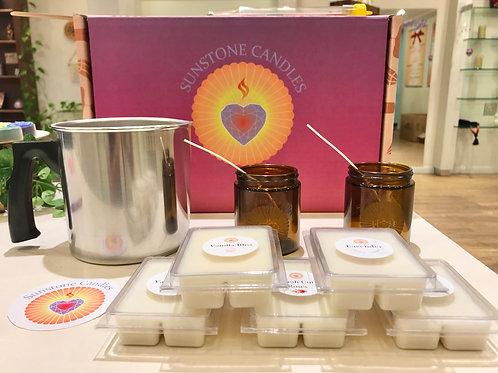 DIY Candle Making Kit - Sunstone Candles Mix & Match