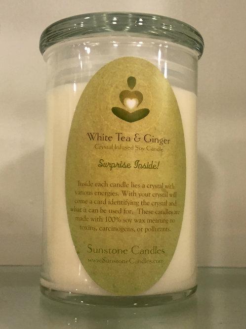 White Tea & Ginger 31 oz.