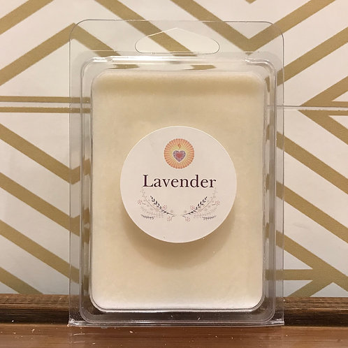 Lavender - Wax Melt Pack