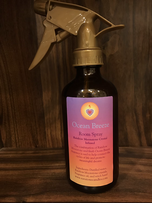 Ocean Breeze 8 oz. Room Spray