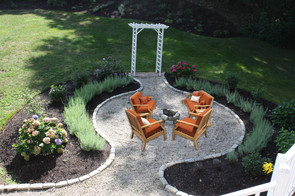 Outdoor Room in Madison