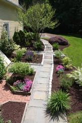 A Pleasant Garden Path