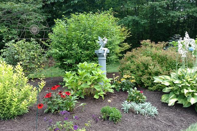 Garden Maintenance keeps your landscape looking beautiful all season long.