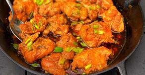 Make Ahead Soy-Honey Chicken Skillet Dinner