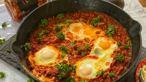 2-Ingredient Shashuka Dinner Winner