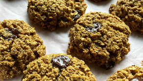 IMMUNITY COOKIES FOR 3PM SNACK!