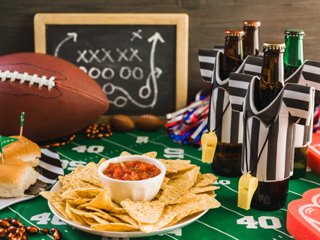 Why The Super Bowl Is My Favorite Holiday (Yes, it's a holiday!)