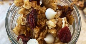 Easy Passover Granola