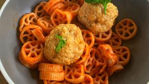 The Best Chicken Meatballs Ever