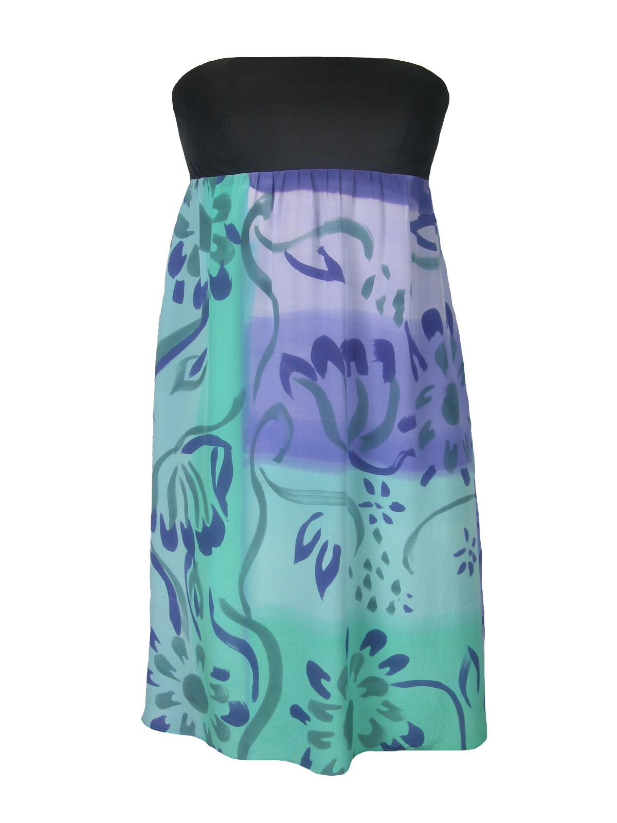 vestido bluepatch