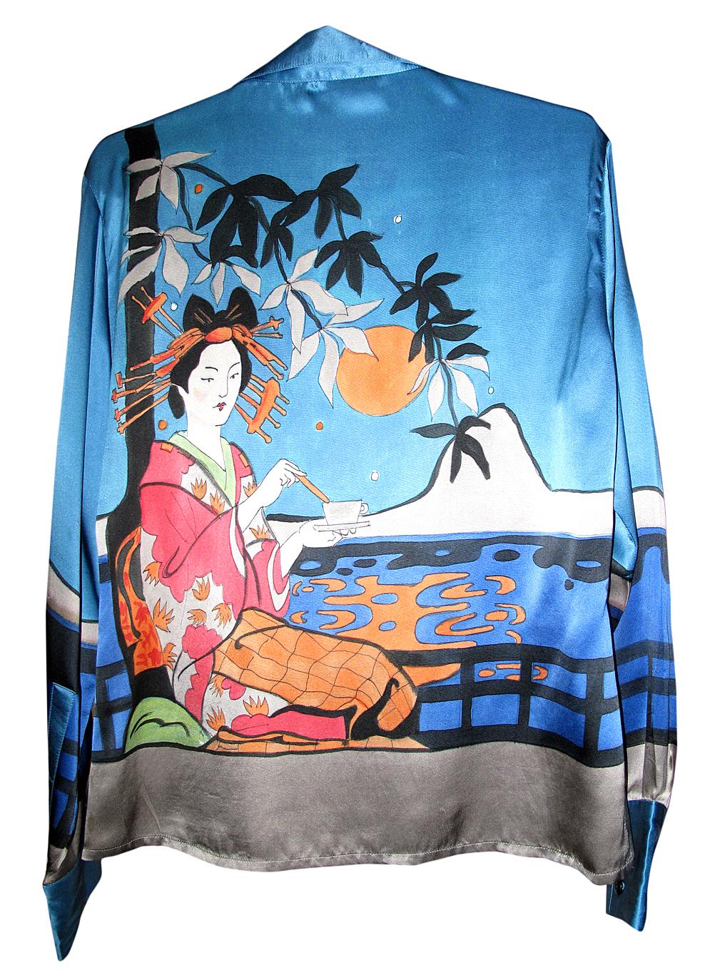 Camisa Japão (verso)