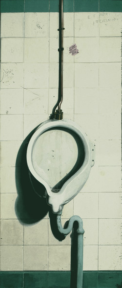 "CADIOU ""Hommage à Marcel Duchamp"""