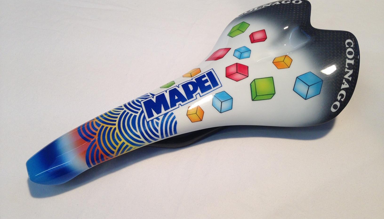 Mapei seat