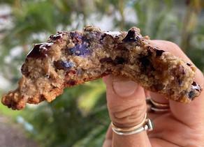 Ayurvedic Inspired Chai Spiced Sweet Potato Cookies