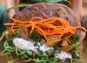 Easy Sweet Potato Tortillas