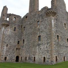Scalloway Castle