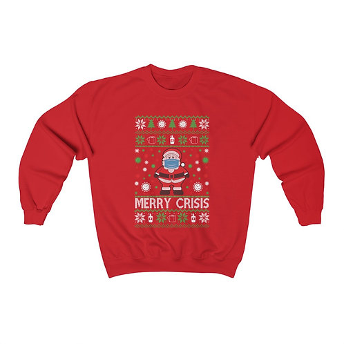 Merry Crisis #2 - Ugly Christmas Sweater