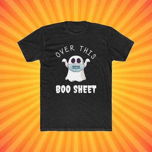 Over This Boo Sheet - Men's Tee