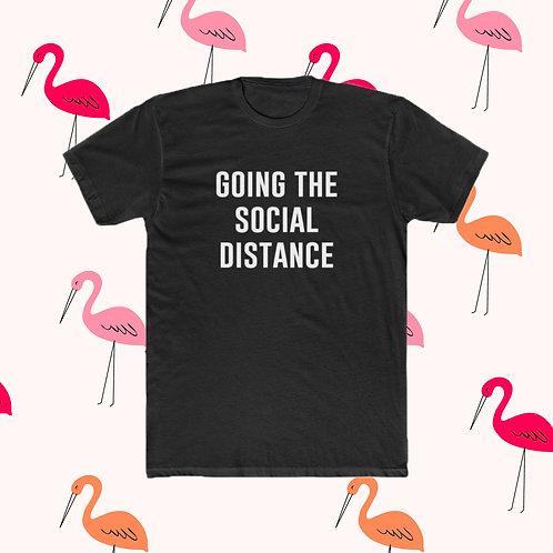 Going the Social Distance - Men's Tee
